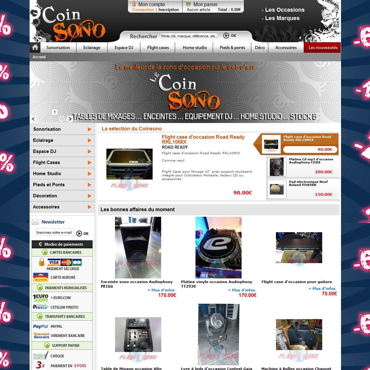 www.lecoinsono.com